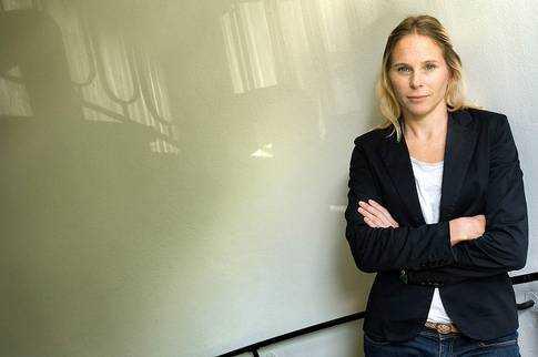 Victoria Blom, doktor och forskare i psykologi.