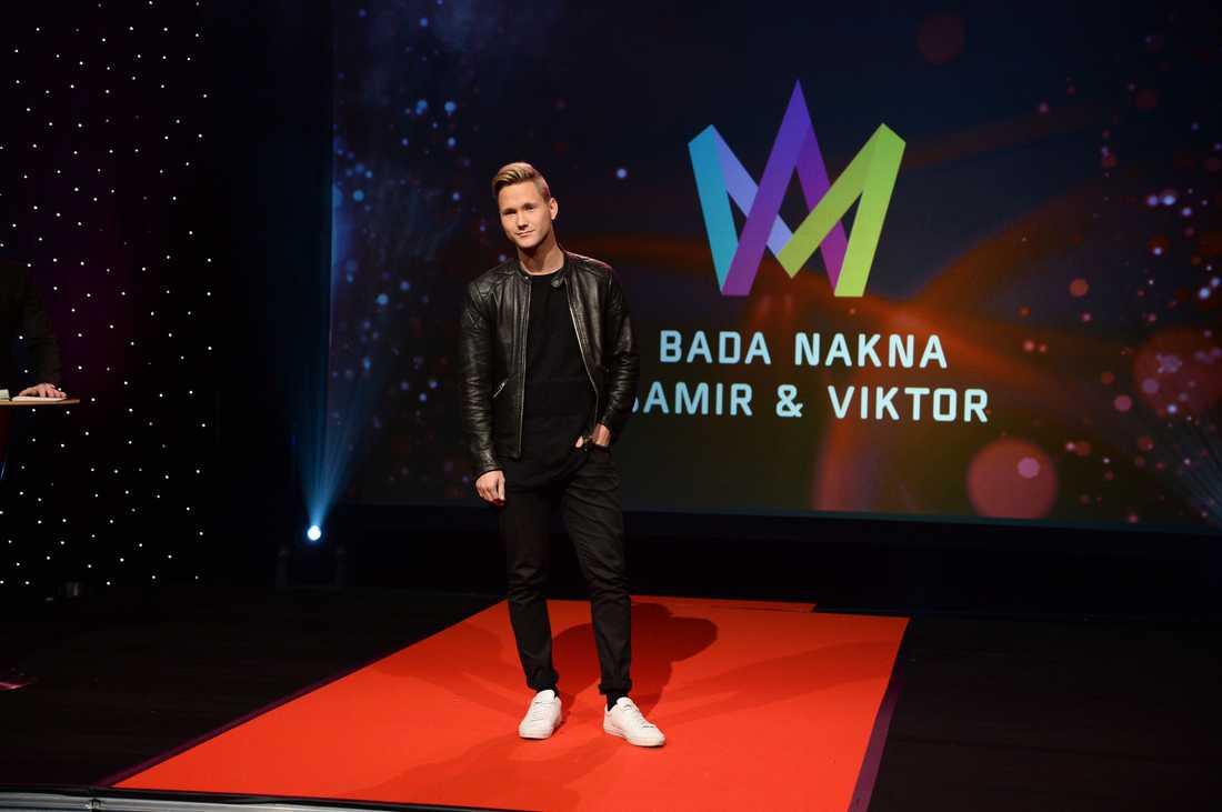 """""""Bada nakna"""" framförs av Samir & Viktor"""