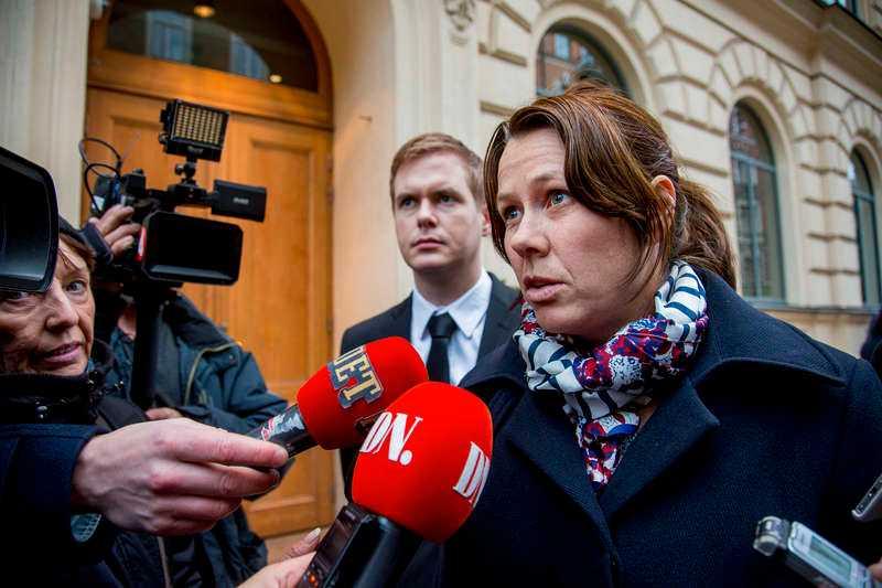 MP:s språkrör Åsa Romson och Gustav Fridolin.