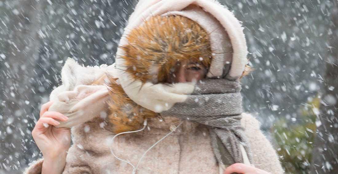 Snö kan vara skönhet och idyll –men också hot och fara.