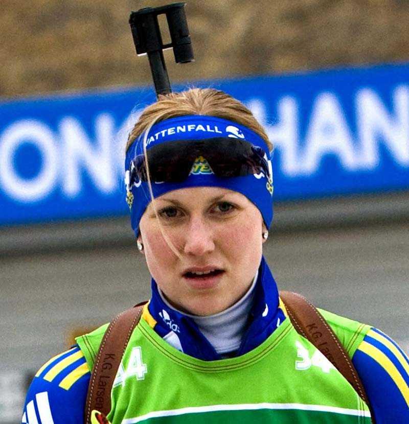 Helena Jonsson –i morgon kör hon för medalj.