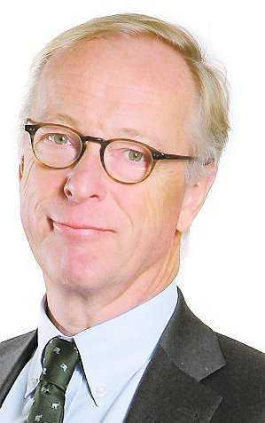 Gunnar Hökmark (M) ledamot i Europaparlamentet.