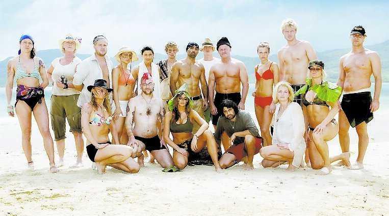 """För nio av deltagarna i """"Robinson"""" slutade äventyret på ön med spruckna kärleksrelationer."""