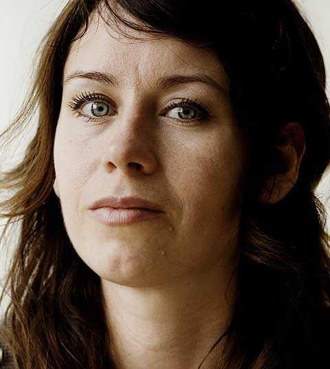 Anna Odell. Foto: Magnus Liam Karlsson