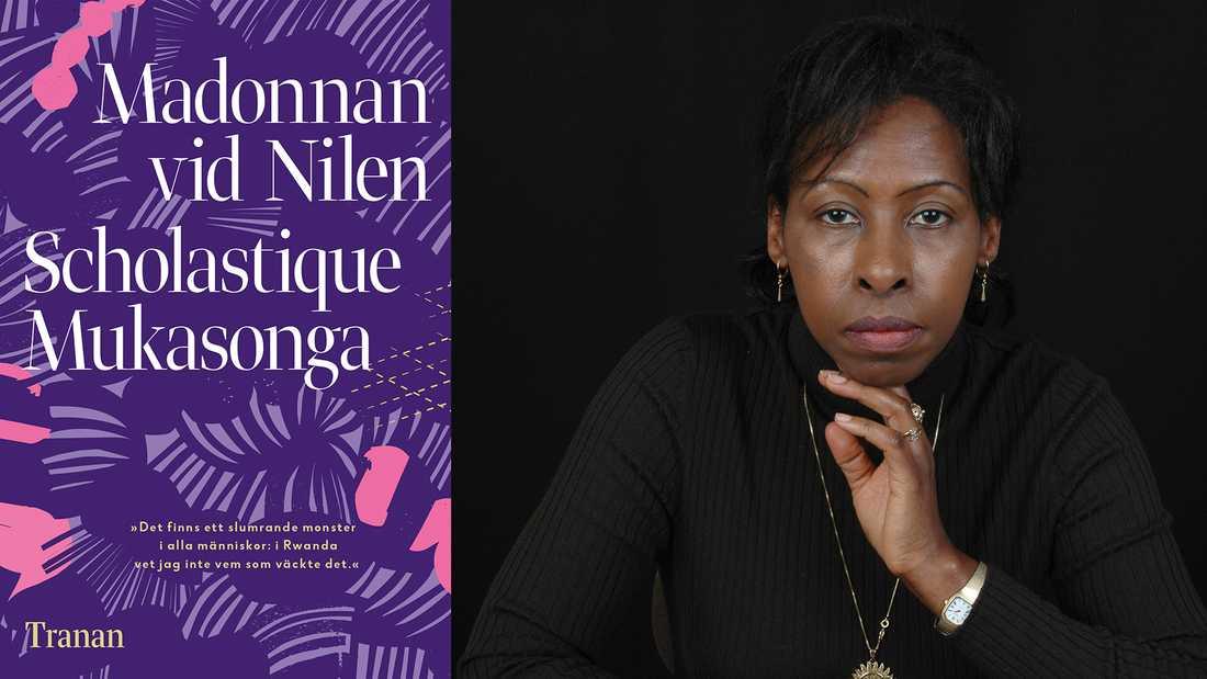 Scholastique Mukasonga (född 1956) flydde från Rwanda 1992 och bor sedan dess i Frankrike.