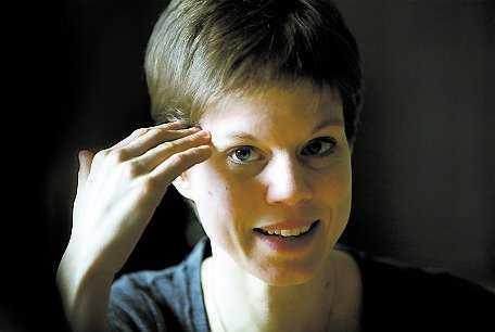 Johanna Nilsson.