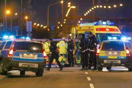 """I helgen sköts en 23-åring till döds i Helsingborg. """"Det rör sig om uppgörelser i den undre världen"""", säger Henrik Malmquist, chef på länskriminalen i Skåne."""