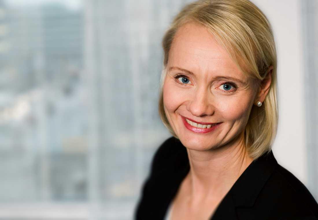 Karin Tegmark Wisell rekommenderar inte hemmatesten för coronavirus.