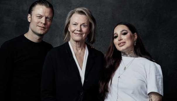 Björn Dixgård, Arja Saijonmaa och Shirin.