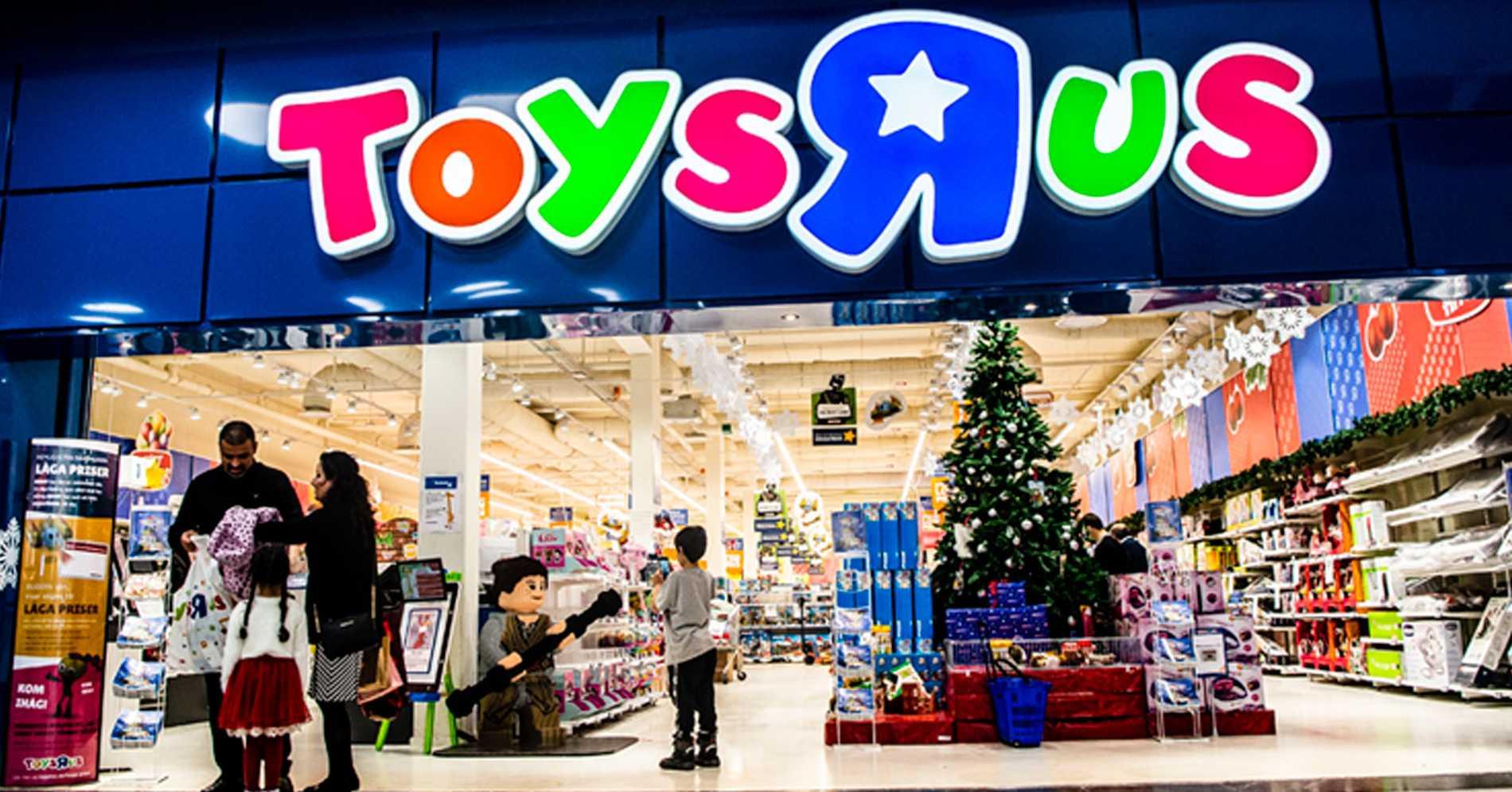 toys r us utförsäljning helsingborg