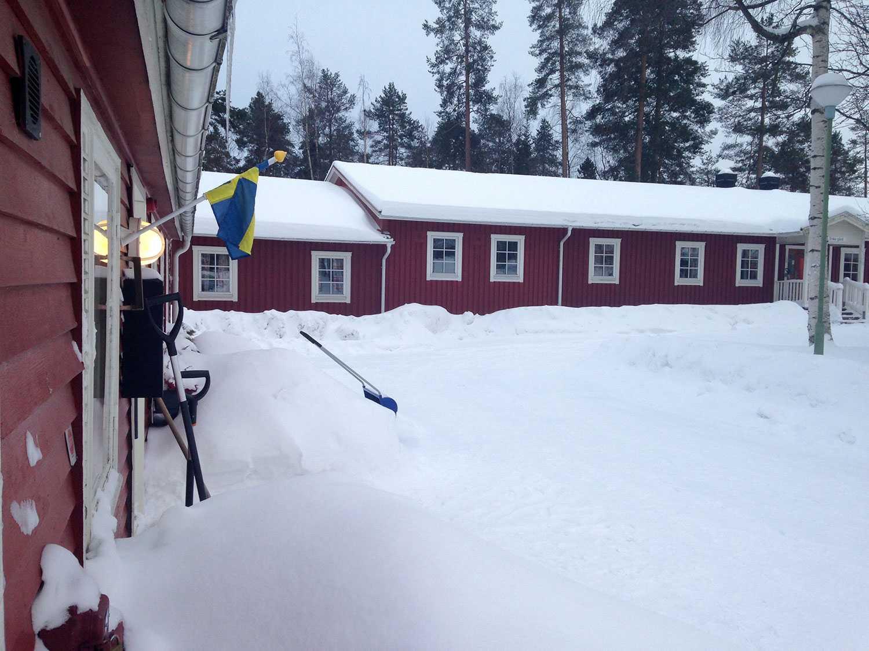 Vandrarhemmet Norra Berget i Sundsvall.