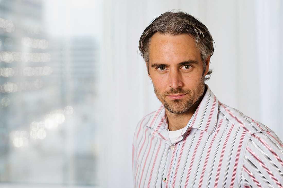 Anders Wallensten, biträdande statsepidemiolog vid Folkhälsomyndigheten.