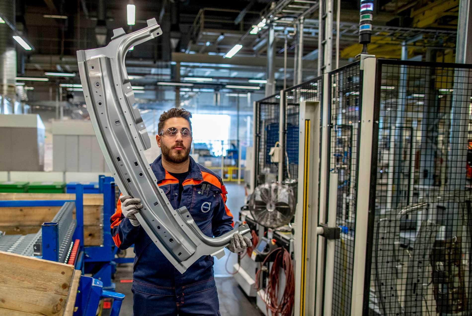Volvo vill klara coronakrisen bättre än andra