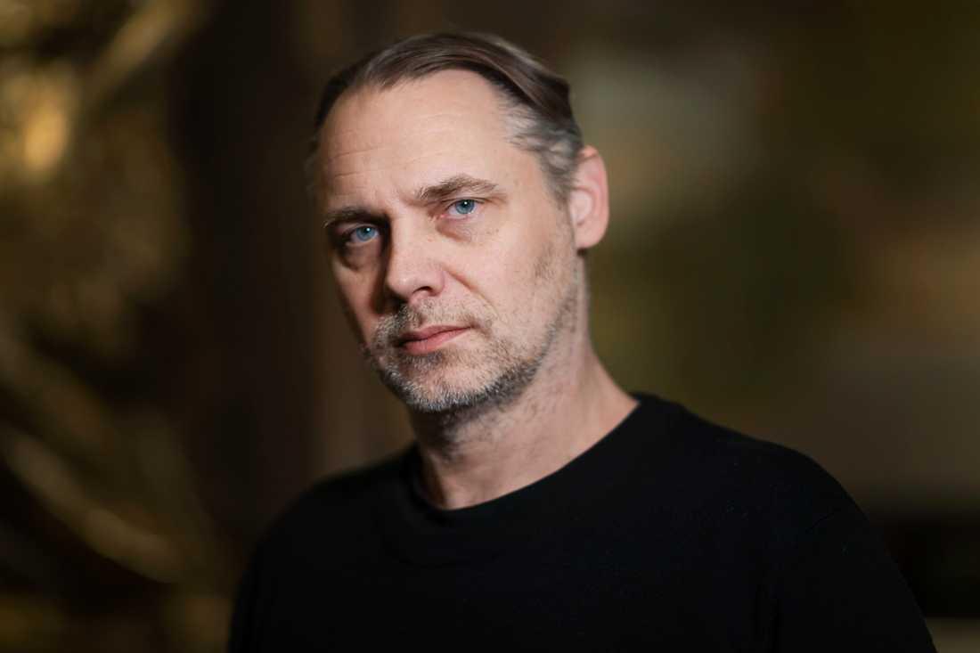 Mattias Andersson, nytillträde teaterchef och konstnärlige ledare på Dramaten. Arkivbild.
