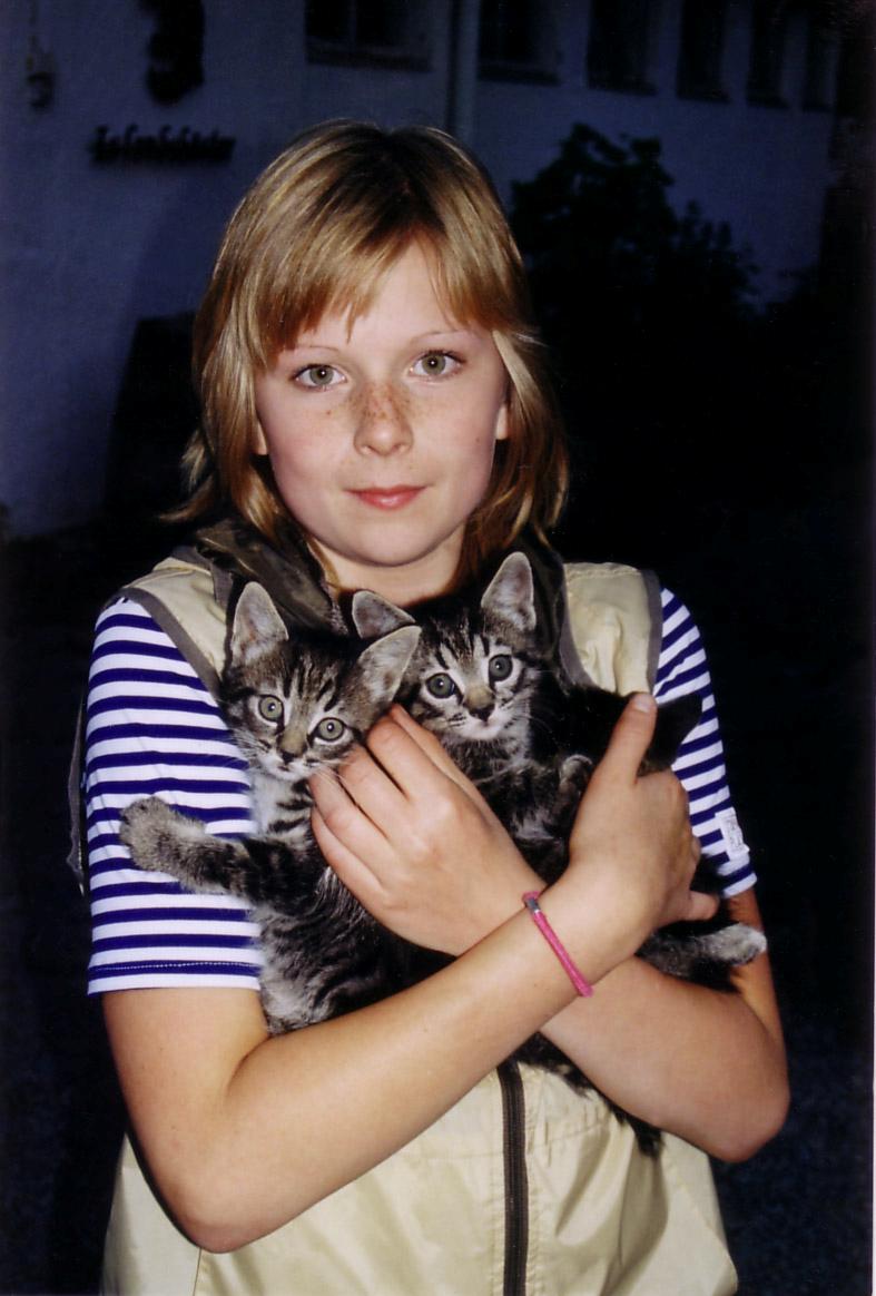 Linda Falkbäck var bara 13 år när hon tog sitt liv.