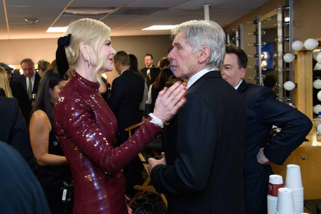 Nicole Kidman och Harrison Ford.