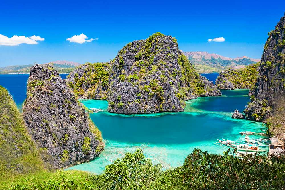 Palawan, Flippinerna är världens vackraste ö
