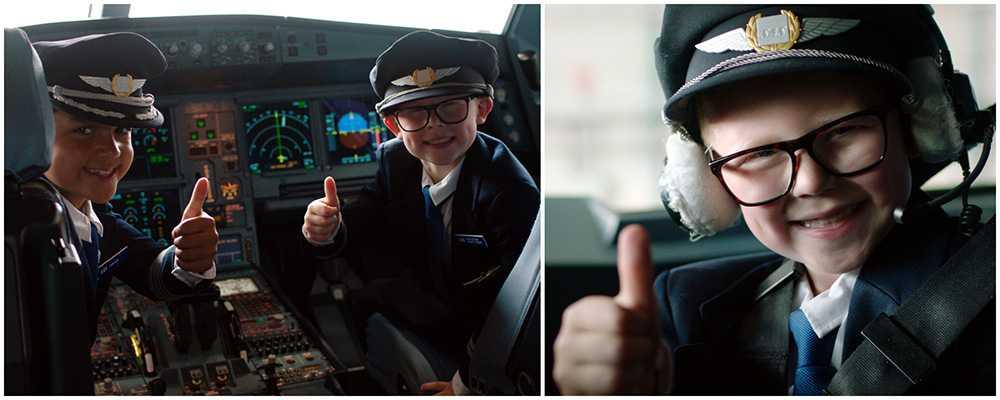 SAS kabinpersonal delar med sig av sina bästa tips för en lyckad flygresa med barn.