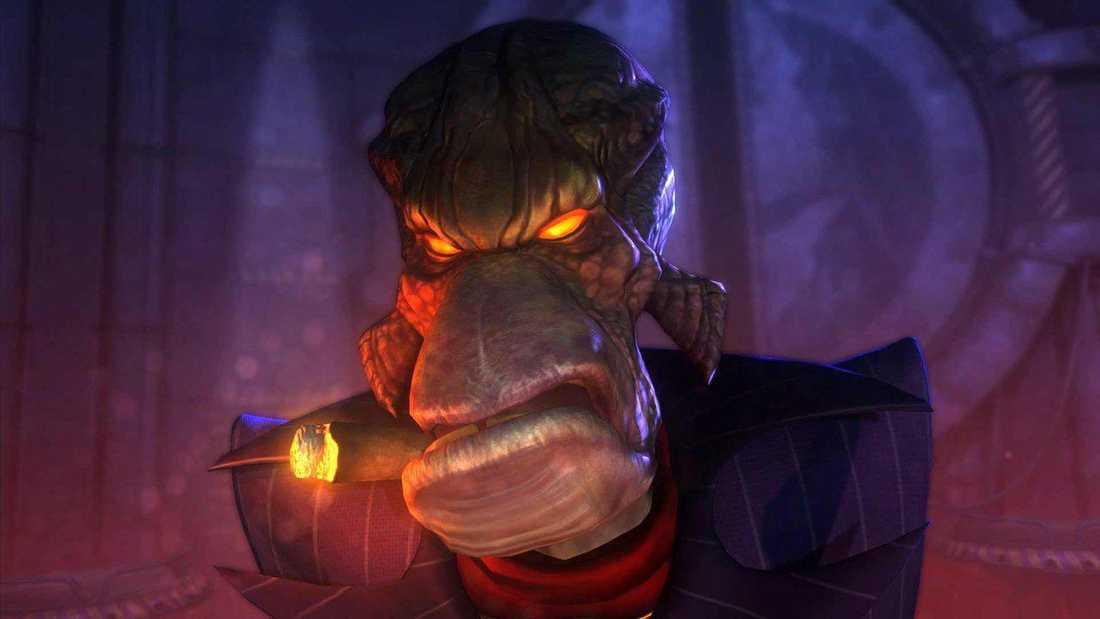 """Oddworld: Abe's oddysee – New 'n' tasty""."