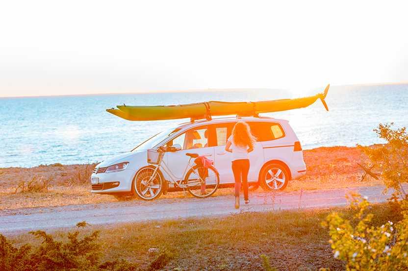 Fler passar på att köpa en begagnad bil inför semestern.