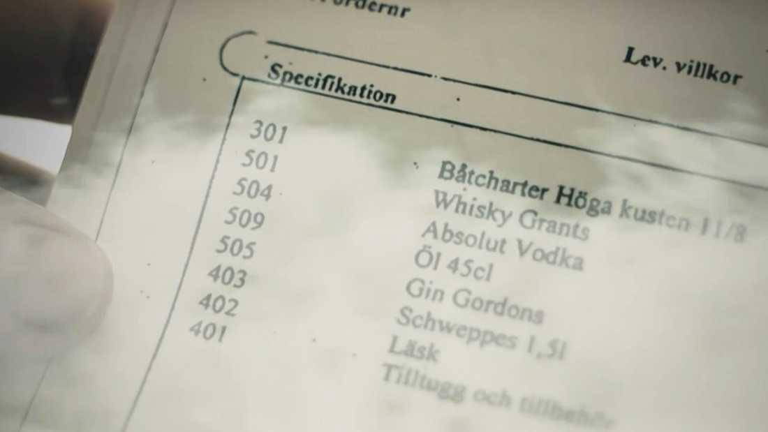 Anklagelserna gäller bland annat bjudresor med alkohol.