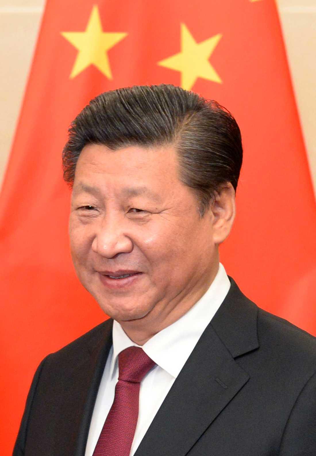 Kinas president Xi Jinping.