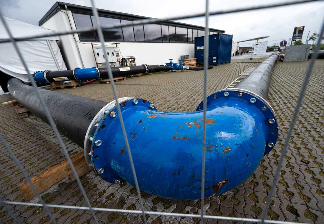 De danska planerna på utsläpp av orenat avloppsvatten i Öresund blir inte av, lovar Köpenhamns överborgmästare. Arkivbild.