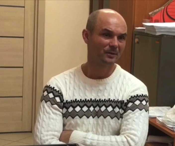 Viktor Gavrilov, 41.