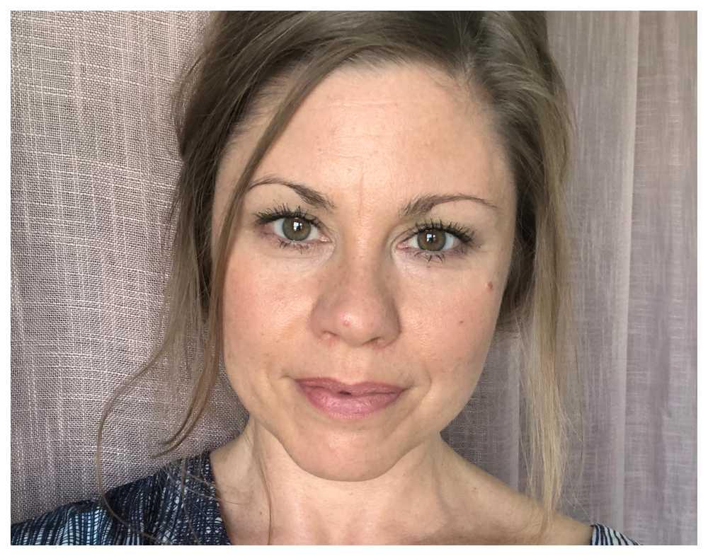 Loppisentusiasten Camilla Larsson.