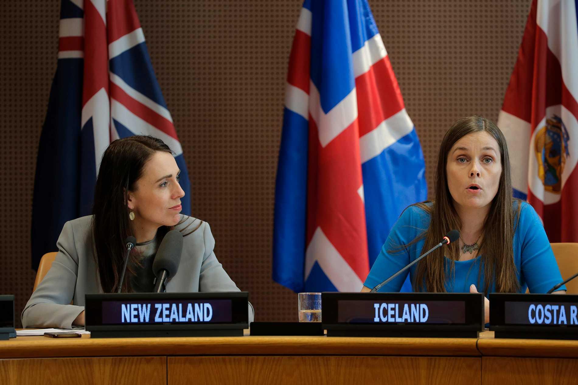 Jacinda Arden i FN