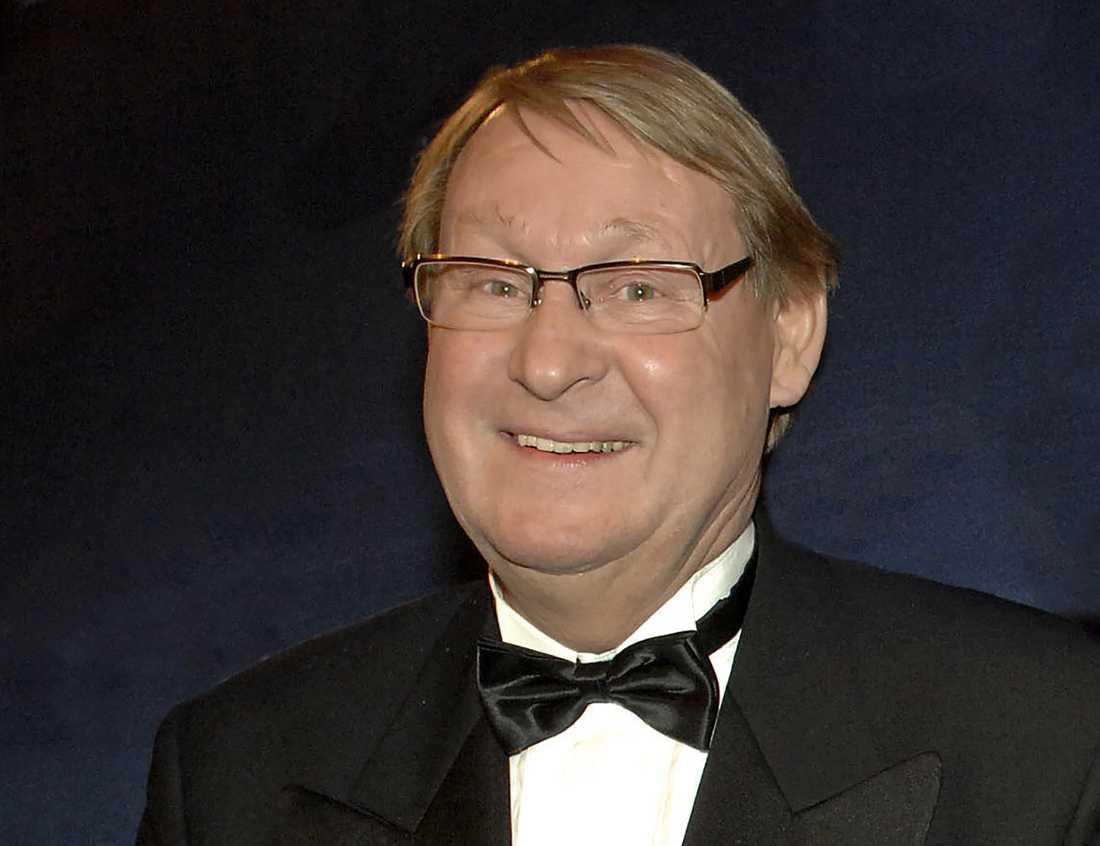 """Anders """"Ankan"""" Parmström spelade in 2,7 miljoner kronor under onsdagskvällen på V86."""