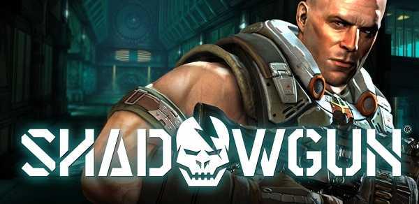 """Ouya-spelet """"Shadowgun""""."""