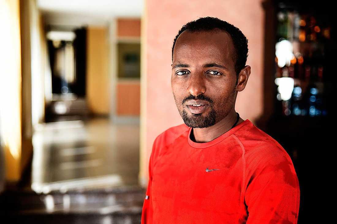 Tariku Bekele är lillebror till superstjärnan Kenenisa Bekele.