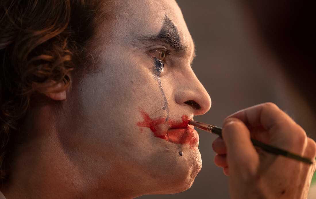 Joaquin Phoenix gick ner 23,5 kilo för rollen som Joker.