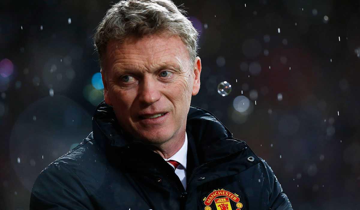 David Moyes och hans Manchester United måste gå framåt i kväll.