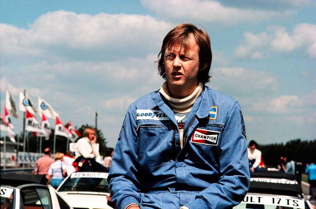 Ronnie Peterson Född: 14 februari 1944, avled 11 september 1978. År i F1: 1970-1978. GP-starter: 123. Antal segrar: 10. Bästa VM-placering: 2:a, 1971 och 1978.