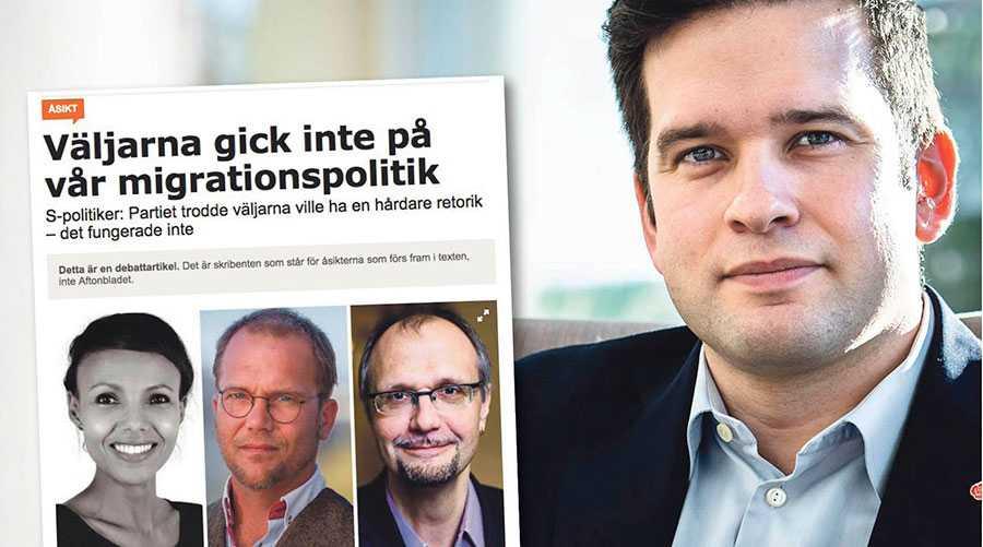 Förändringen i migrationspolitiken gjordes inte för att tillfredsställa den allmänna opinionen utan för att det då hade blivit uppenbart att den gällande migrationspolitiken inte längre var hållbar, skriver Gabriel Wikström.