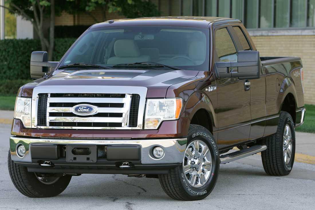 Ford F150 - USA:s mest sålda bil.