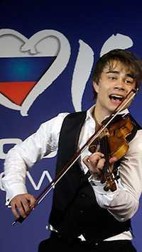 Alexander Rybak.
