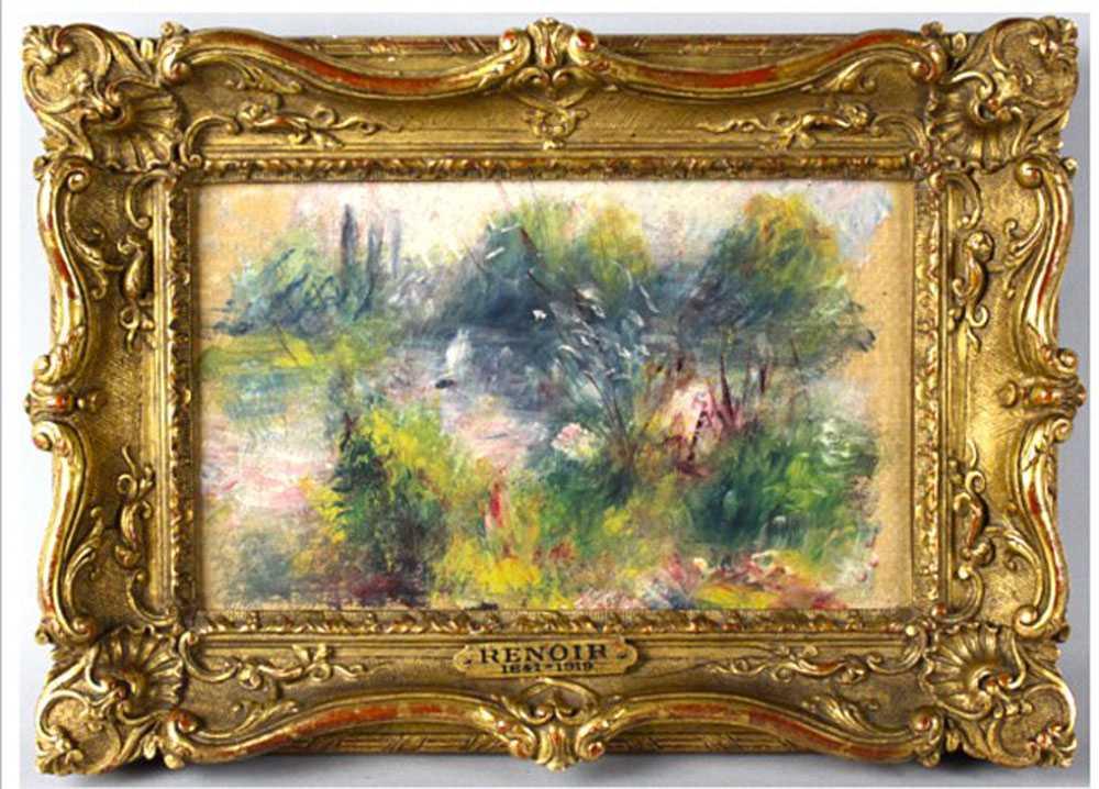 En äkta Renoir.