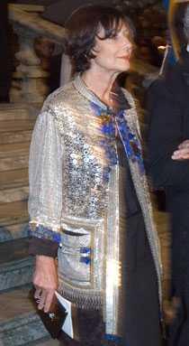 Madame Fert, fysikpristagarens fru.