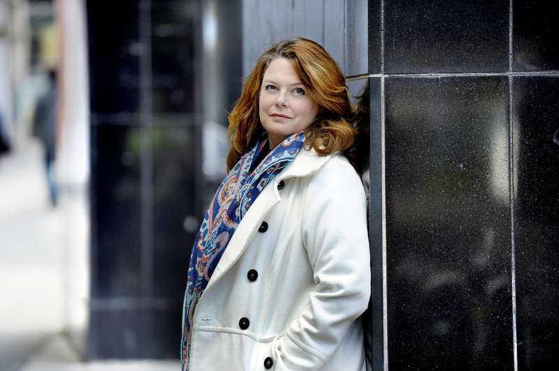 Carina Lundberg Markow på Folksam är beredd att avinvestera i Lundin.