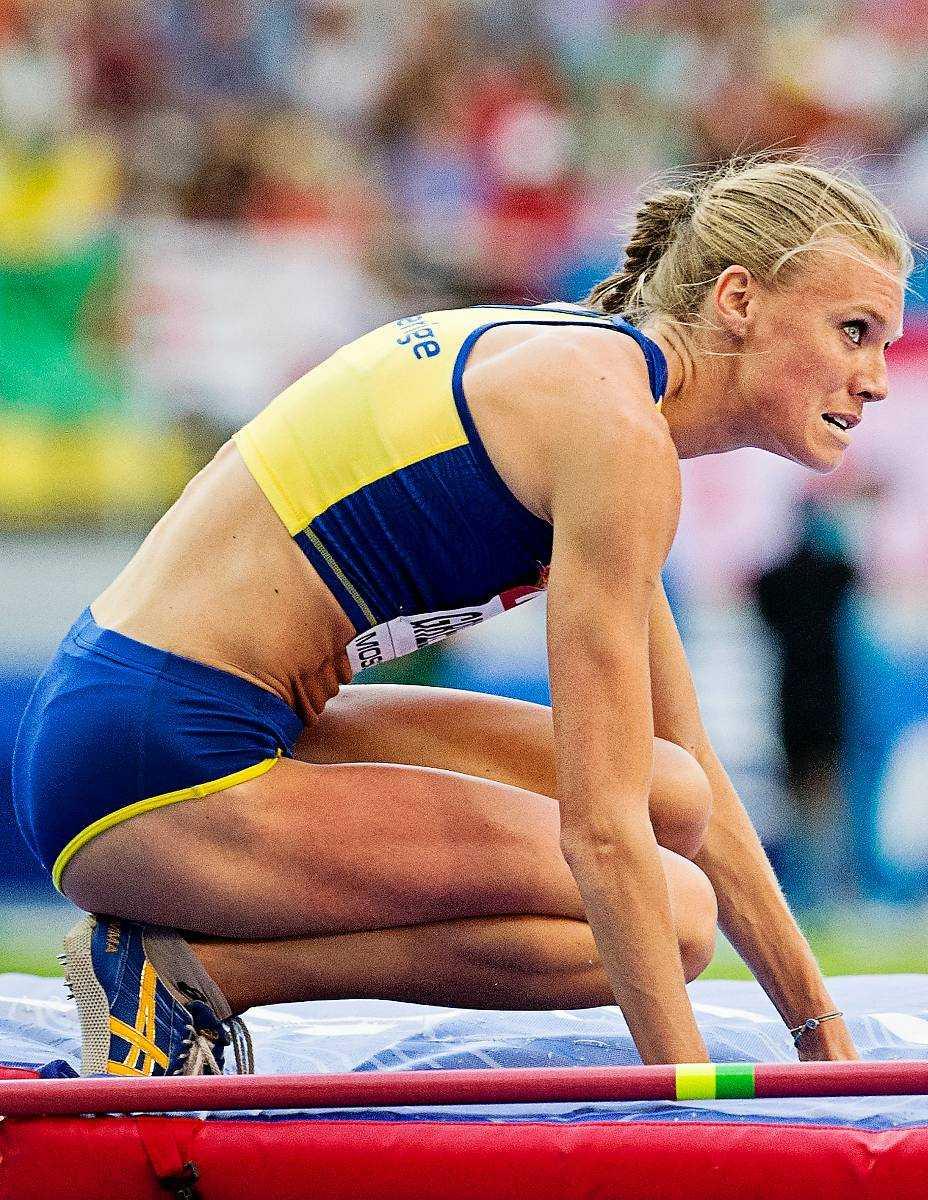 omtumlande vecka  Det som började med fem världsberömda fingernaglar slutade med en femteplats i VM-finalen. Nu ska Emma hem till Sverige.