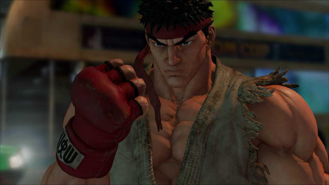 """Street fighter V""."
