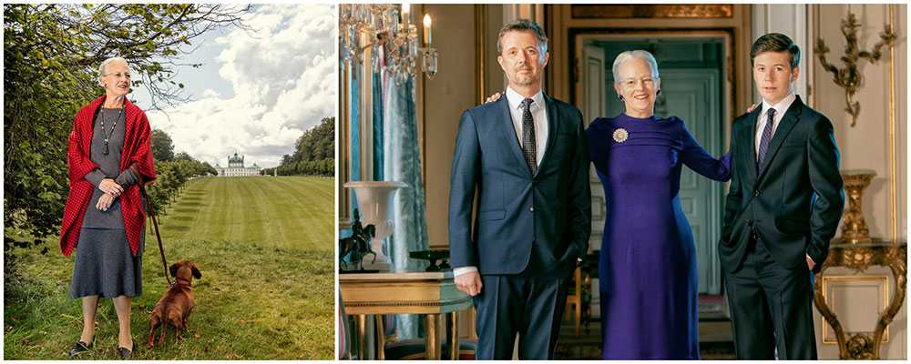 Drottning Margrethes 80-årsfirande ser lite annorlunda ut än vad som var tänkt. De tre festdagarna har bytts ut mot ett lugnare uppvaktande på grund av coronakrisen.