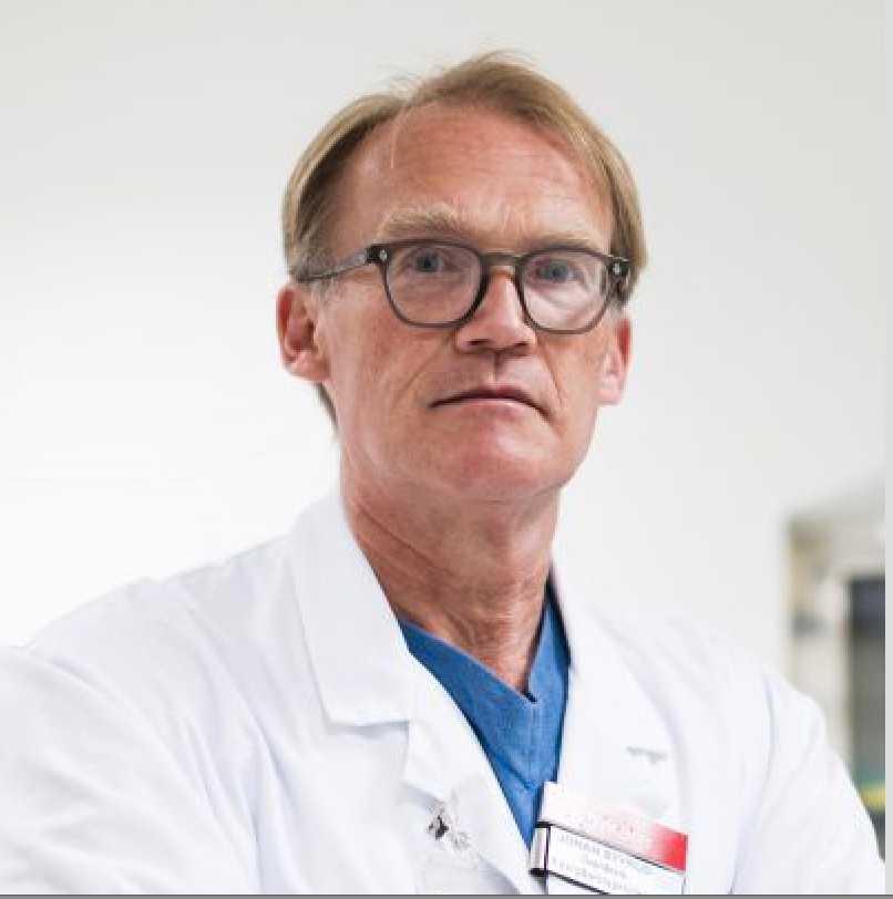 Johan Styrud är ordförande för Stockholms Läkarförbund och ledamot i Sveriges Läkarförbund.