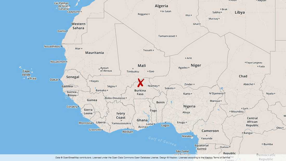 Koutougou, Soum-provinsen, Burkina Faso.