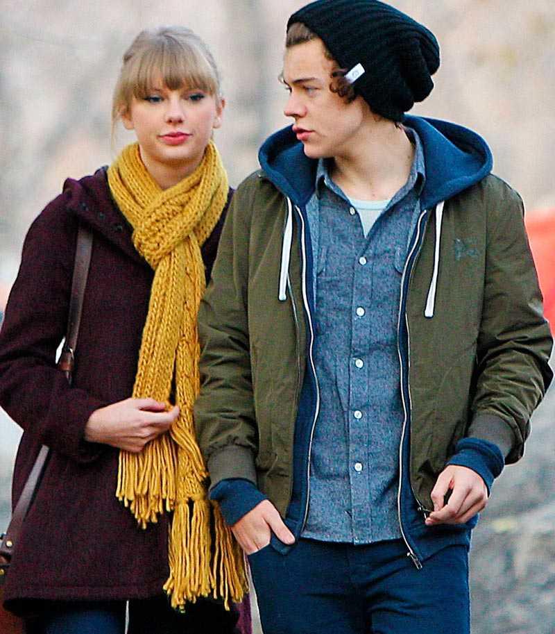 Harry och Taylor Relationen tog slut efter 65 dagar