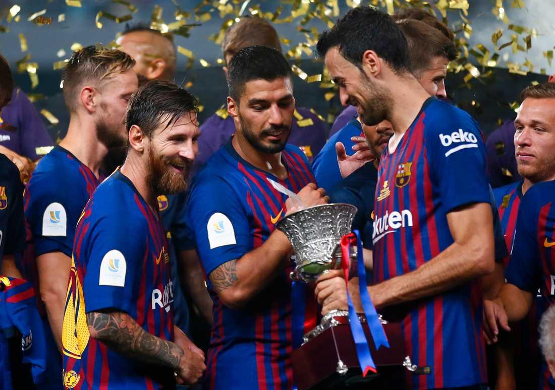 Messi och Barcelona kan om några år spela i en ny liga.