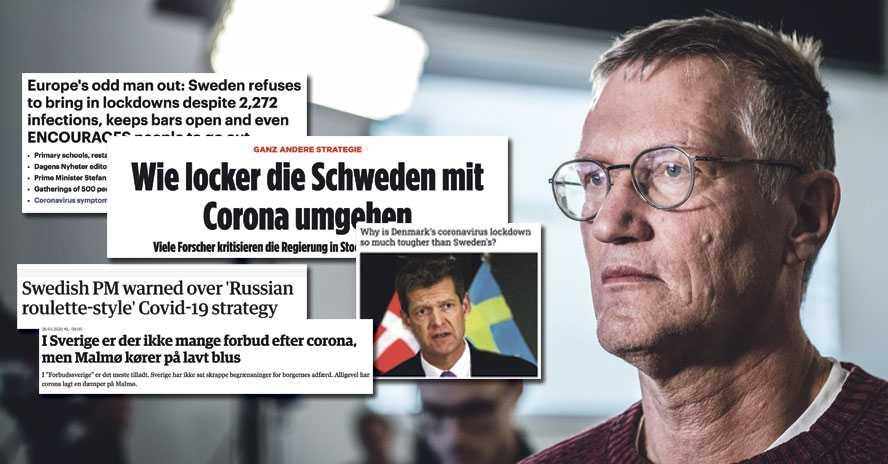 Kritiken Fran Utlandet Sverige En O I Europa Aftonbladet
